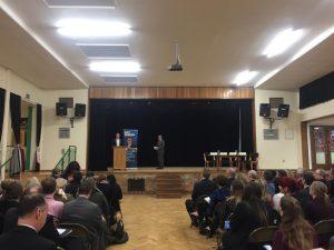 Schools Conference 1